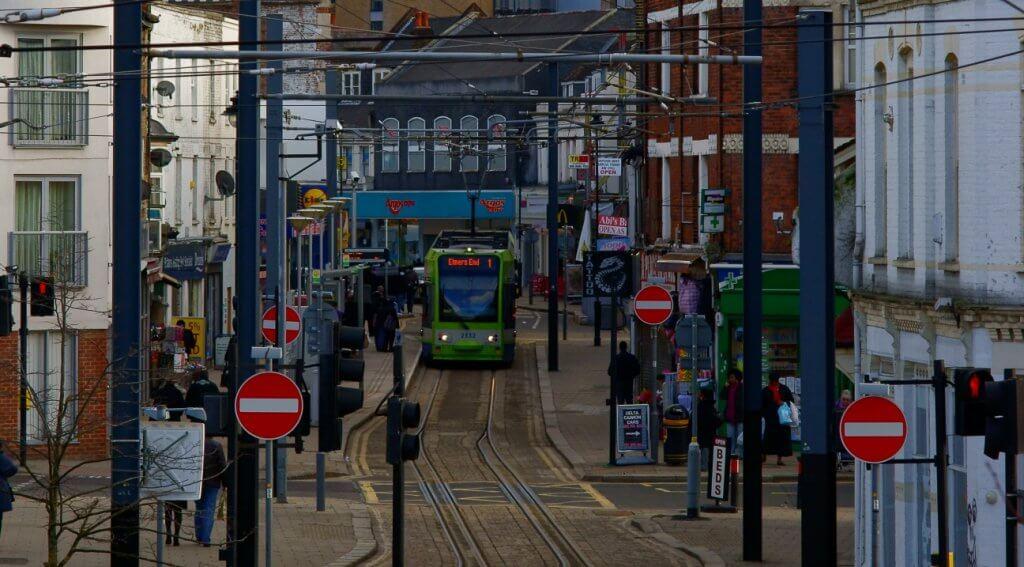 Truuli Croydon Tram