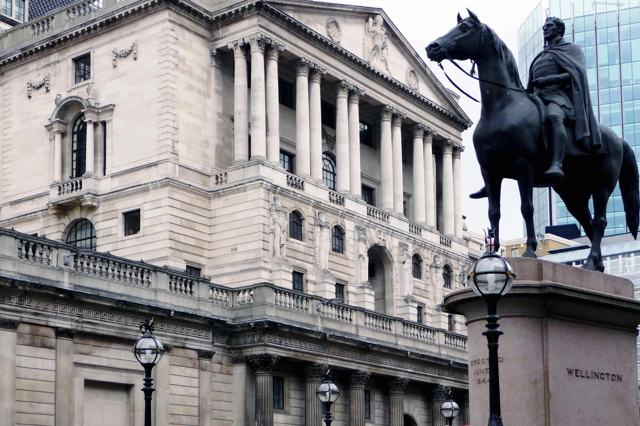 Truuli - Bank of England